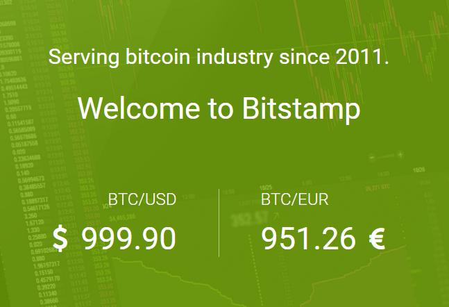 Bitcoin za 999.9