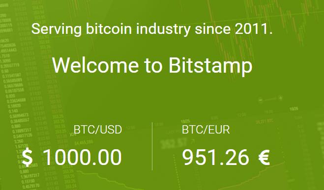 Bitcoin za 1000